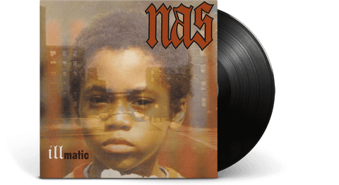 Vinyl - Nas <br> Illmatic - The Record Hub