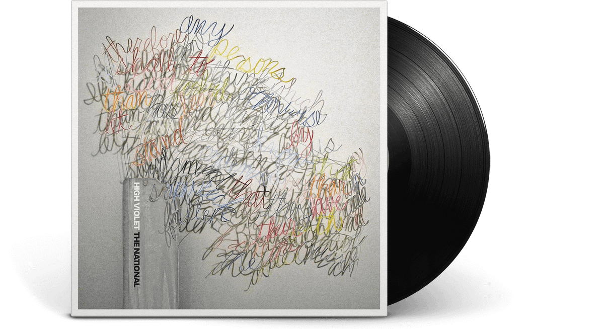 Vinyl - The National : High Violet - The Record Hub