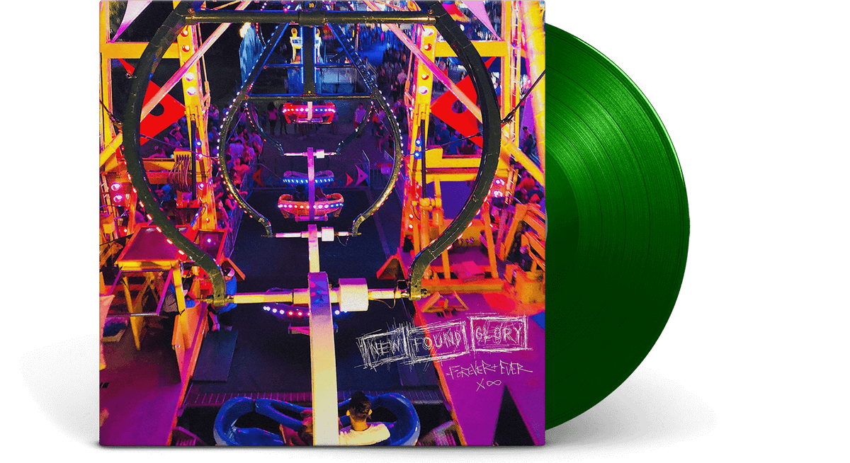 Vinyl - New Found Glory *Coloured vinyl* : Forever And Ever x Infinity - The Record Hub