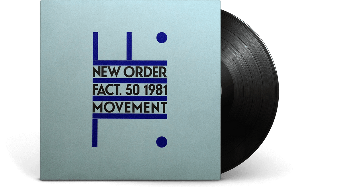 Vinyl - New Order : Movement (2009 Remaster) - The Record Hub