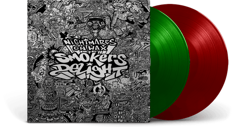 Vinyl - Nightmares On Wax<br> Smokers Delight [25th Anniversary] - The Record Hub