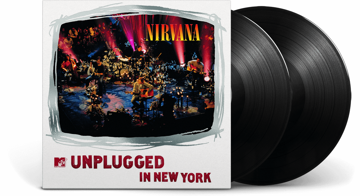 Vinyl - Nirvana : MTV Unplugged in New York [25th Anniversary] - The Record Hub