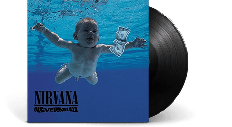 Vinyl - Nirvana <br> Nevermind - The Record Hub