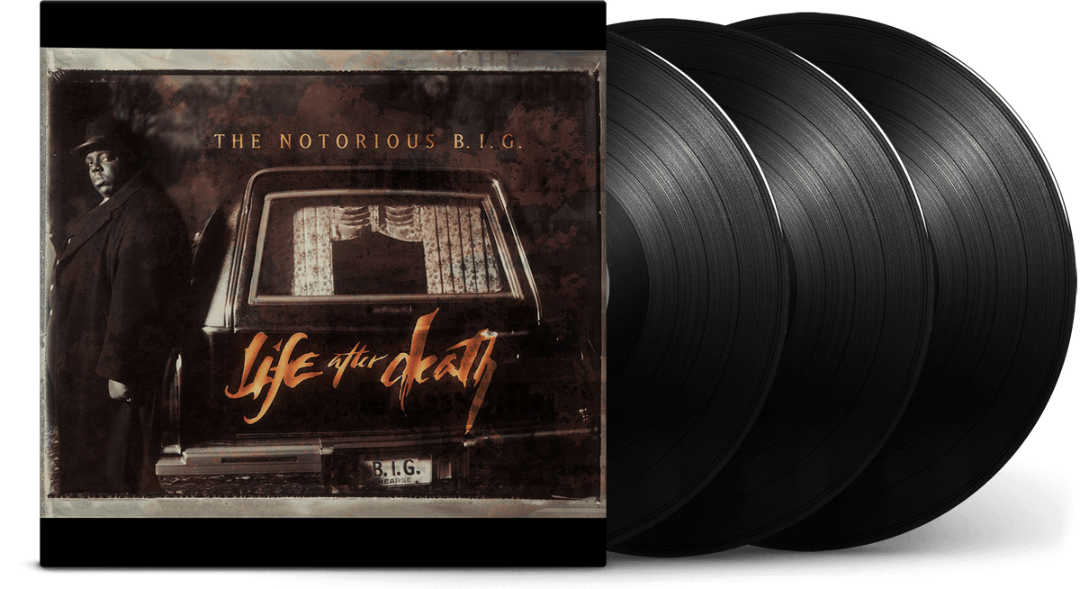 Vinyl - The Notorious B.I.G. : Life After Death (2014 Remaster) - The Record Hub