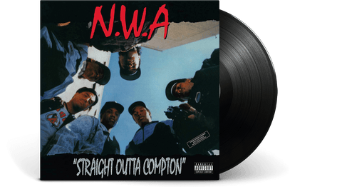 Vinyl - N.W.A<br> Straight Outta Compton - The Record Hub