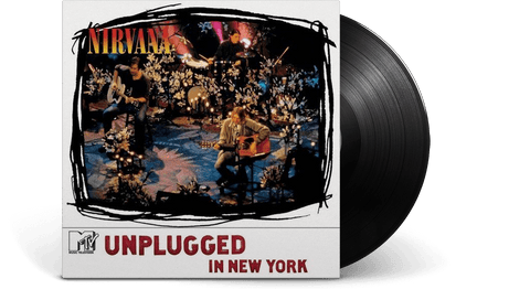 Vinyl - Nirvana<br> MTV (Logo) Unplugged In New York - The Record Hub