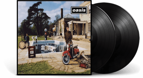 Oasis <br> Be Here Now