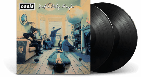 Vinyl - Oasis <br> Definitely Maybe - The Record Hub