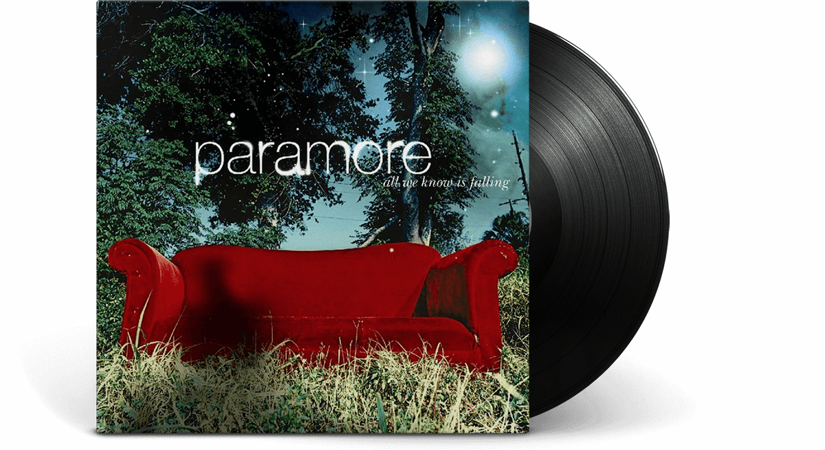 Vinyl - Paramore : All We Know Is Falling - The Record Hub