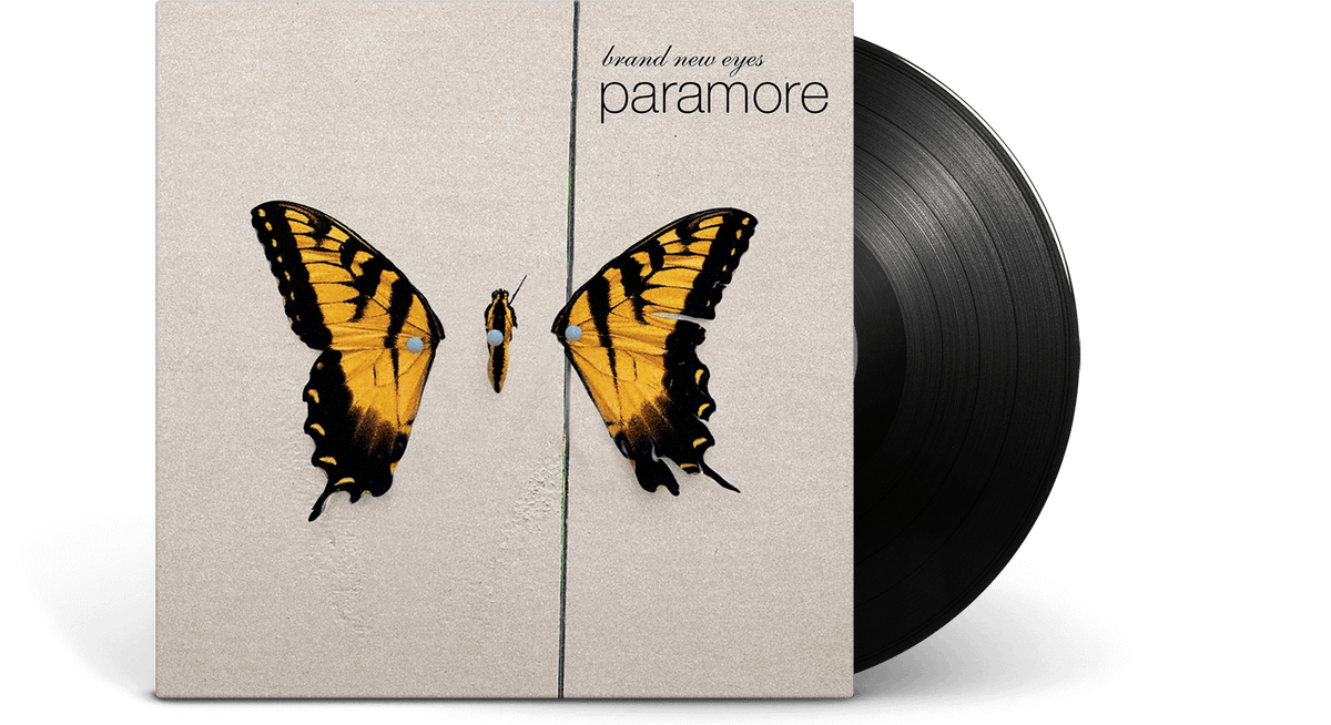 Vinyl - Paramore : Brand New Eyes - The Record Hub