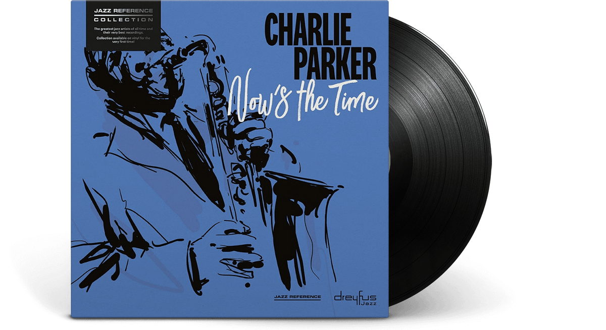 Vinyl - Charlie Parker : Now's the Time - The Record Hub
