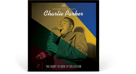 Charlie Parker<br>The Savoy 10-Inch LP Collection