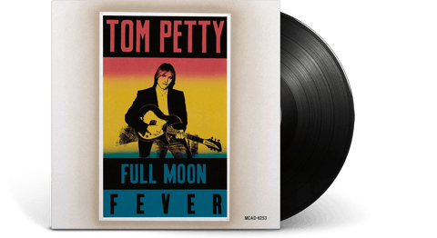 Vinyl - Tom Petty & the Heartbreakers : Full Moon Fever - The Record Hub