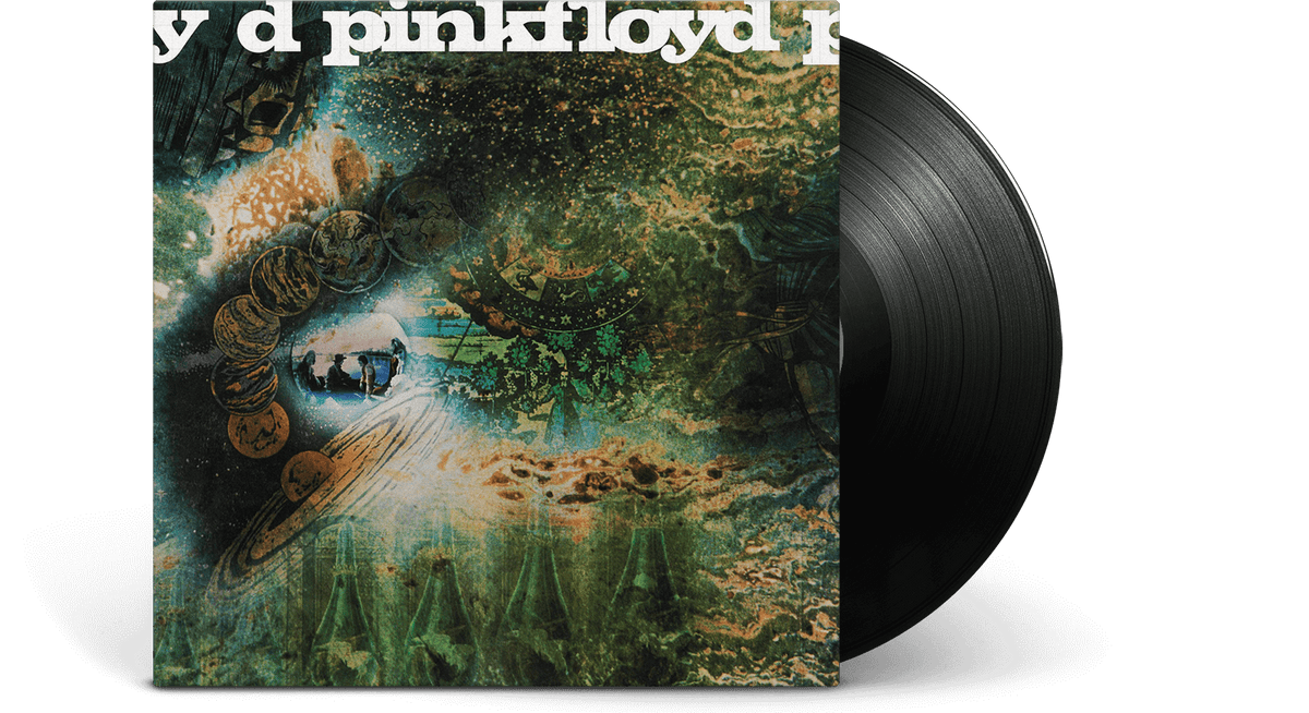 Vinyl - Pink Floyd : A Saucerful Of Secrets - The Record Hub