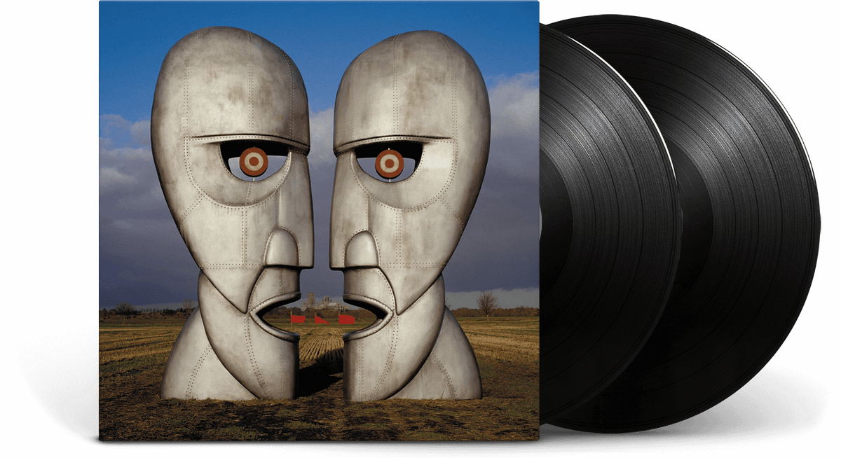 Vinyl - Pink Floyd <br> The Division Bell - The Record Hub