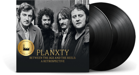 Vinyl - Planxty<br>Between The Jigs and the Reels - The Record Hub
