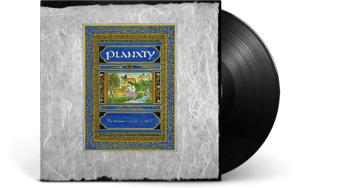 Vinyl - Planxty : The Woman I Loved So Well - The Record Hub