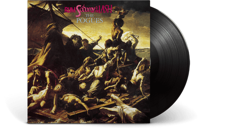 Vinyl - The Pogues <br> Rum Sodomy and the Lash - The Record Hub