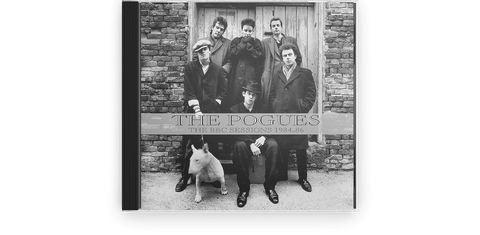 Vinyl - The Pogues : The BBC Sessions 1984-1986 (CD) - The Record Hub