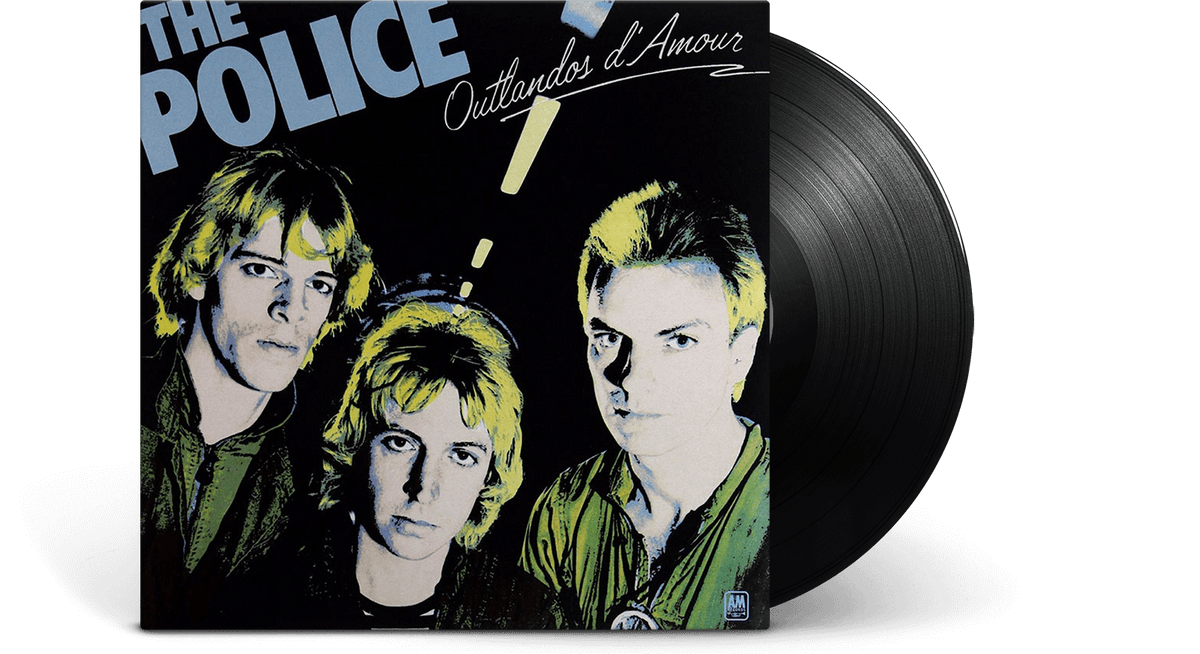 Vinyl - The Police : Outlandos D'Amour - The Record Hub