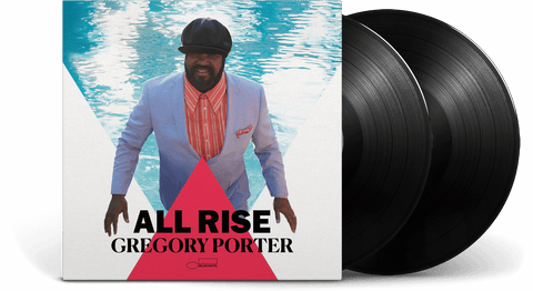 Vinyl - [Pre-Order 28/08] Gregory Porter <br>All Rise - The Record Hub