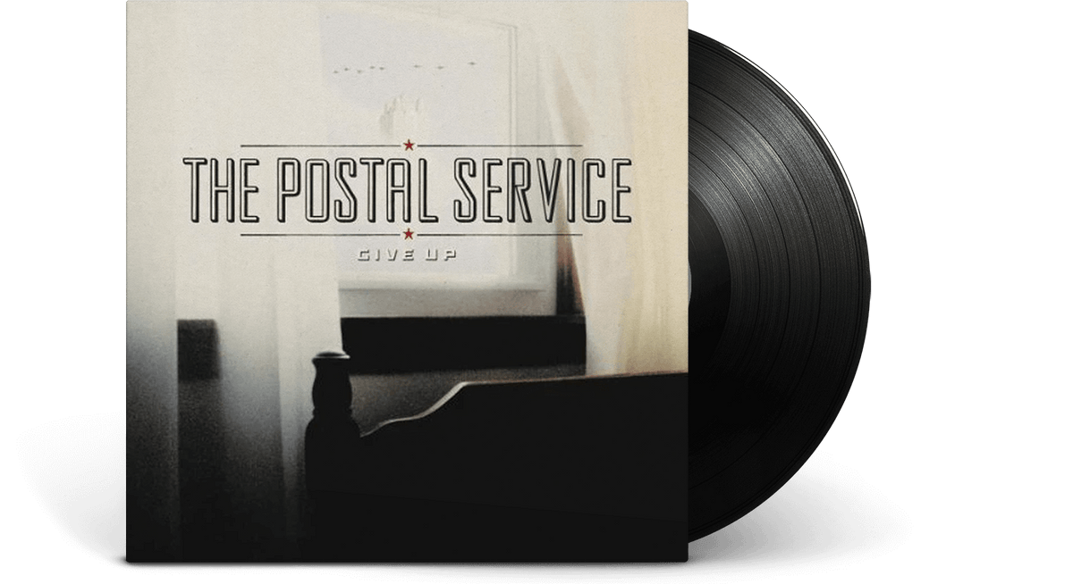 Vinyl - The Postal Service <br> Give Up - The Record Hub