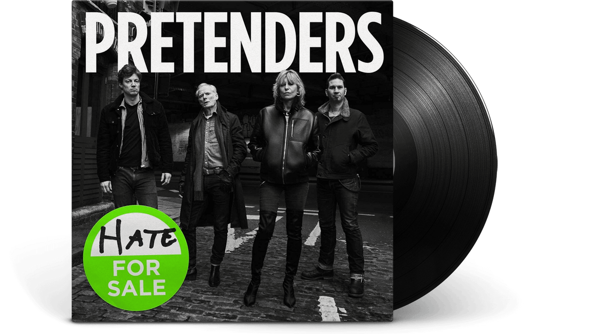 Vinyl - Pretenders : Hate for Sale - The Record Hub