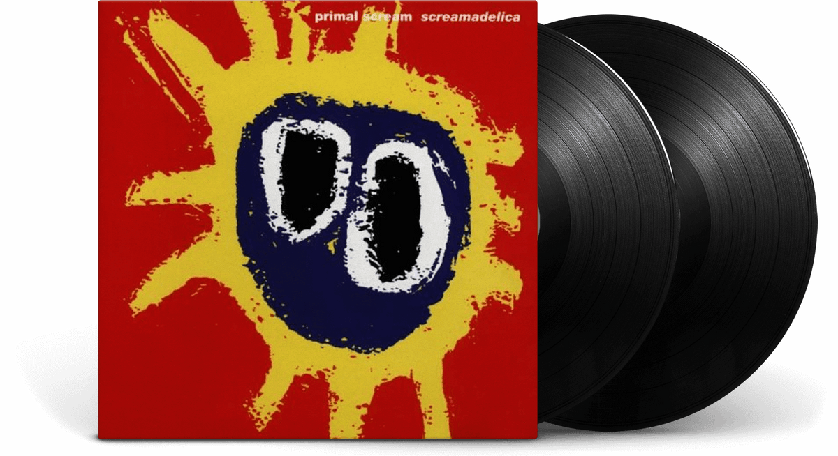 Primal Scream <br> Screamadelica