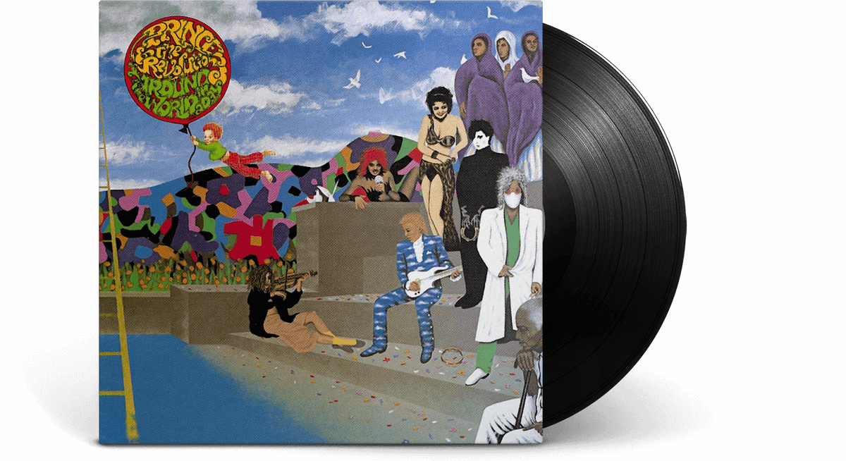Vinyl - Prince : Around the World in a Day - The Record Hub