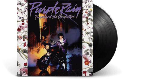 Vinyl - Prince : Purple Rain - The Record Hub
