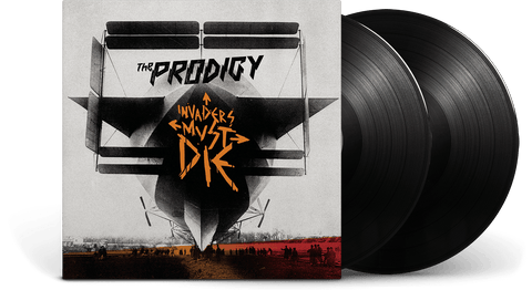 Vinyl - The Prodigy<br> Invaders Must Die - The Record Hub