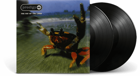 Vinyl - The Prodigy <br> The Fat of the Land - The Record Hub