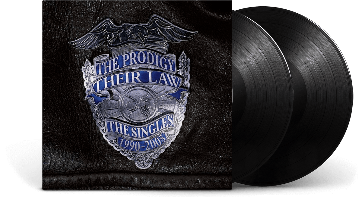 Vinyl - The Prodigy : Their Law - The Record Hub