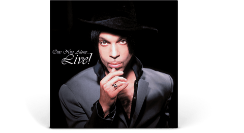 Vinyl - Prince & The New Power Generation<br> One Nite Alone... Live! - The Record Hub