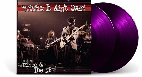 Vinyl - Prince & The New Power Generation<br> One Nite Alone... The Aftershow - The Record Hub