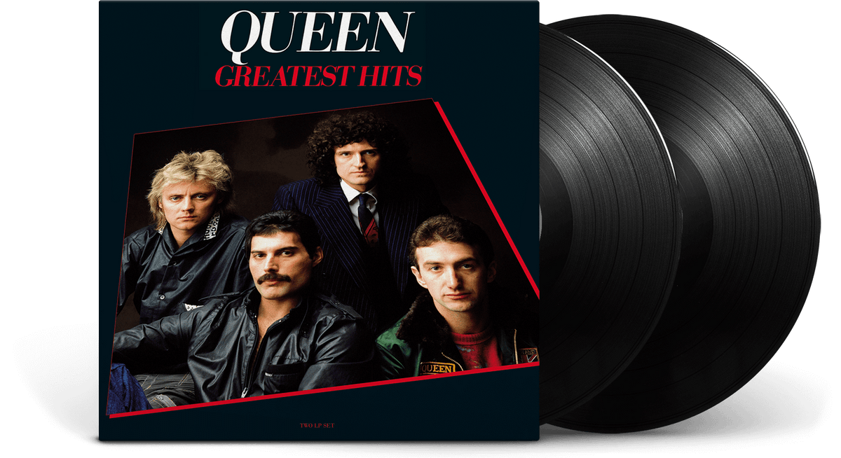Vinyl - Queen : Greatest Hits - The Record Hub