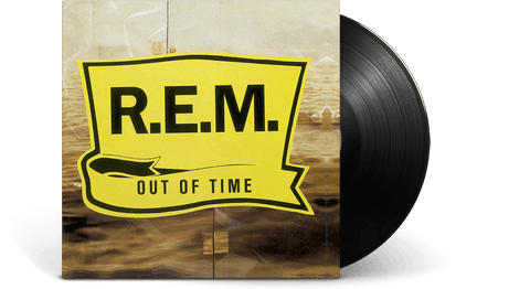 Vinyl - R.E.M.<br> Out Of Time - The Record Hub