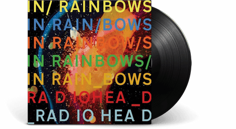 Vinyl - Radiohead <br> In Rainbows - The Record Hub