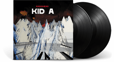 Vinyl - Radiohead <br> Kid A - The Record Hub