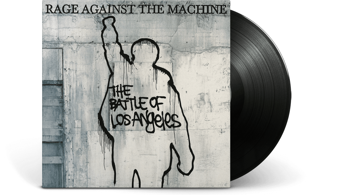 Vinyl - Rage Against The Machine : The Battle of Los Angeles - The Record Hub