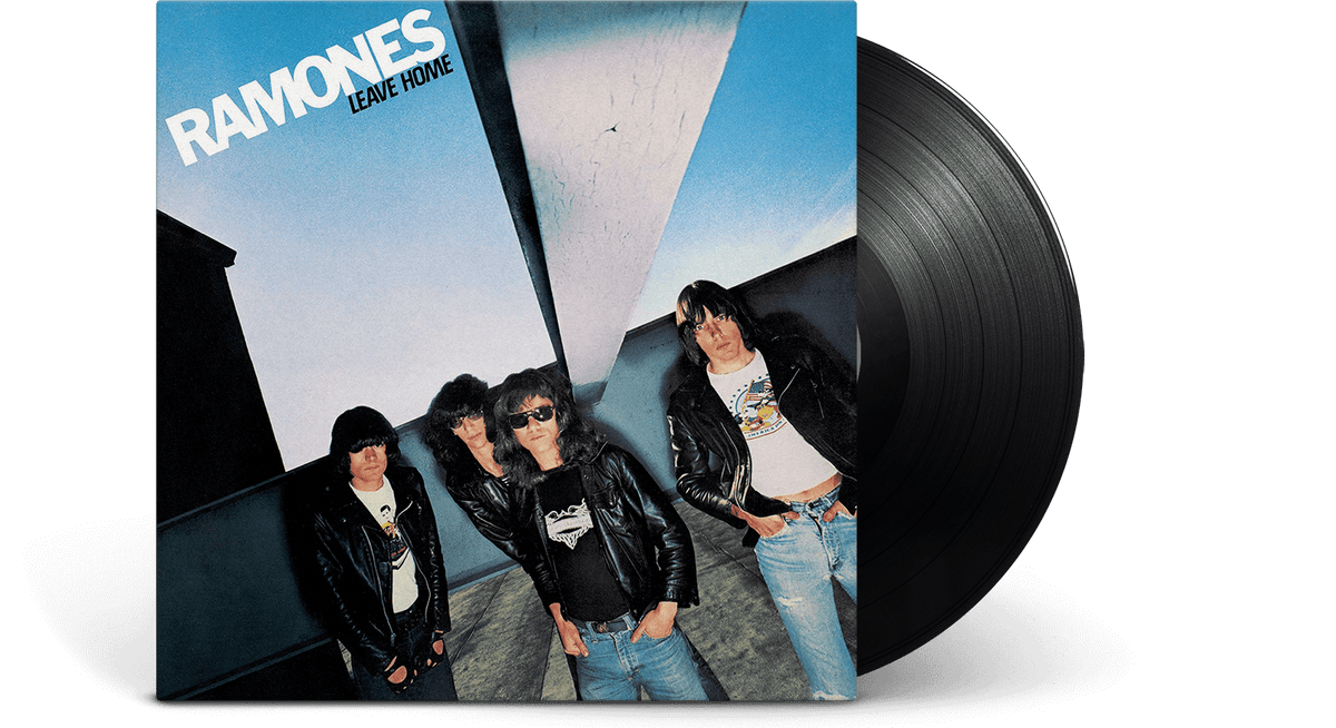 Vinyl - Ramones : Leave Home - The Record Hub