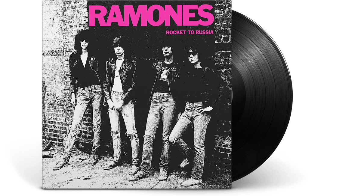 Vinyl - Ramones <br> Rocket to Russia - The Record Hub
