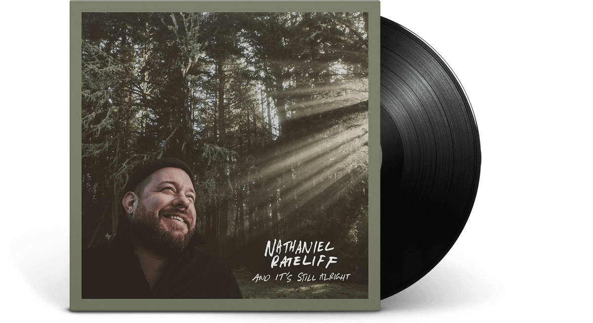 Vinyl - Nathaniel Rateliff : And It's Still Alright - The Record Hub
