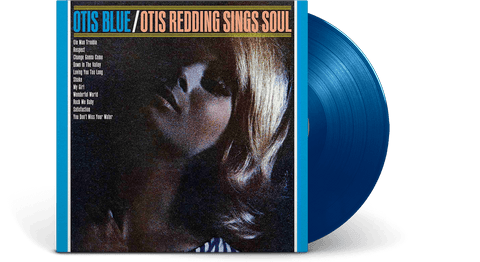 Vinyl - Otis Redding <br> Otis Blue/Otis Redding Sings Soul - The Record Hub