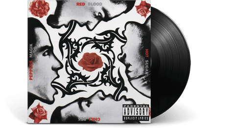 Vinyl - Red Hot Chili Peppers <br> Blood Sugar Sex Magik - The Record Hub