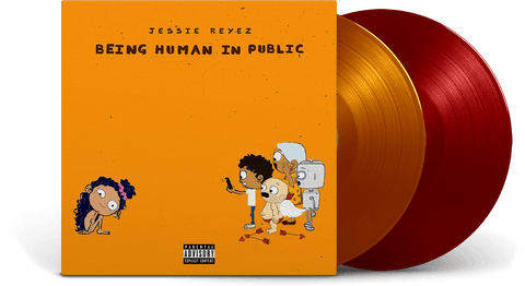 Vinyl - Jessie Reyez<br> Being Human In Public / Kiddo - The Record Hub