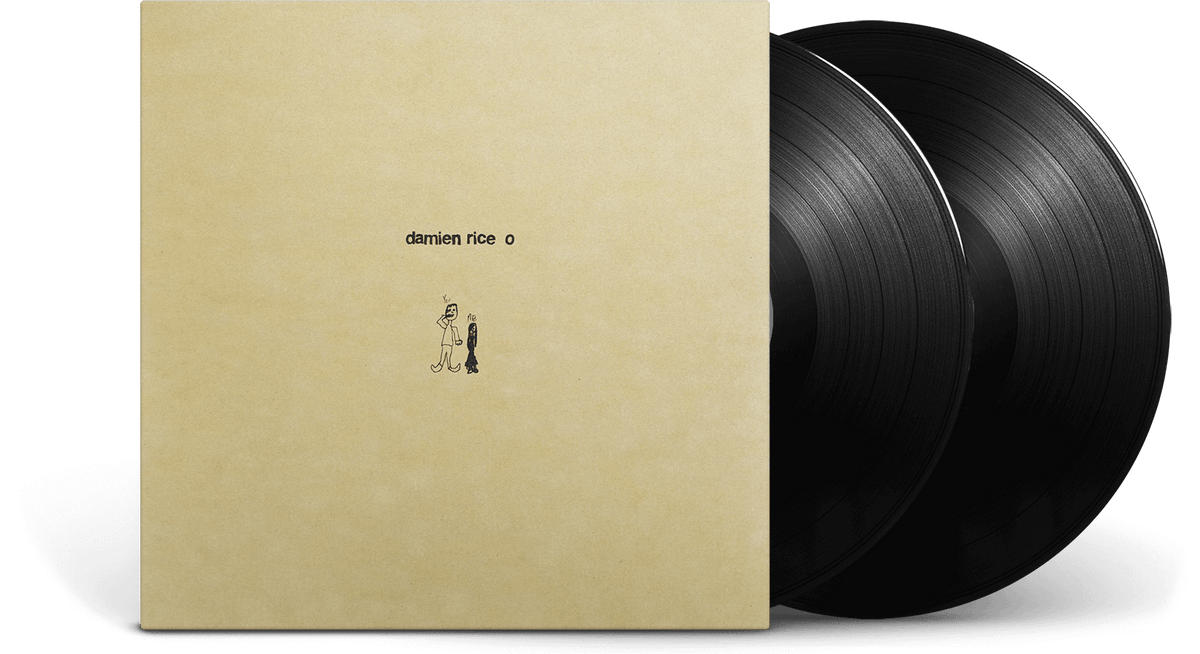 Vinyl - Damien Rice : O - The Record Hub