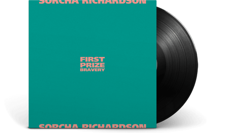 Vinyl - Sorcha Richardson<br>First Prize Bravery - The Record Hub