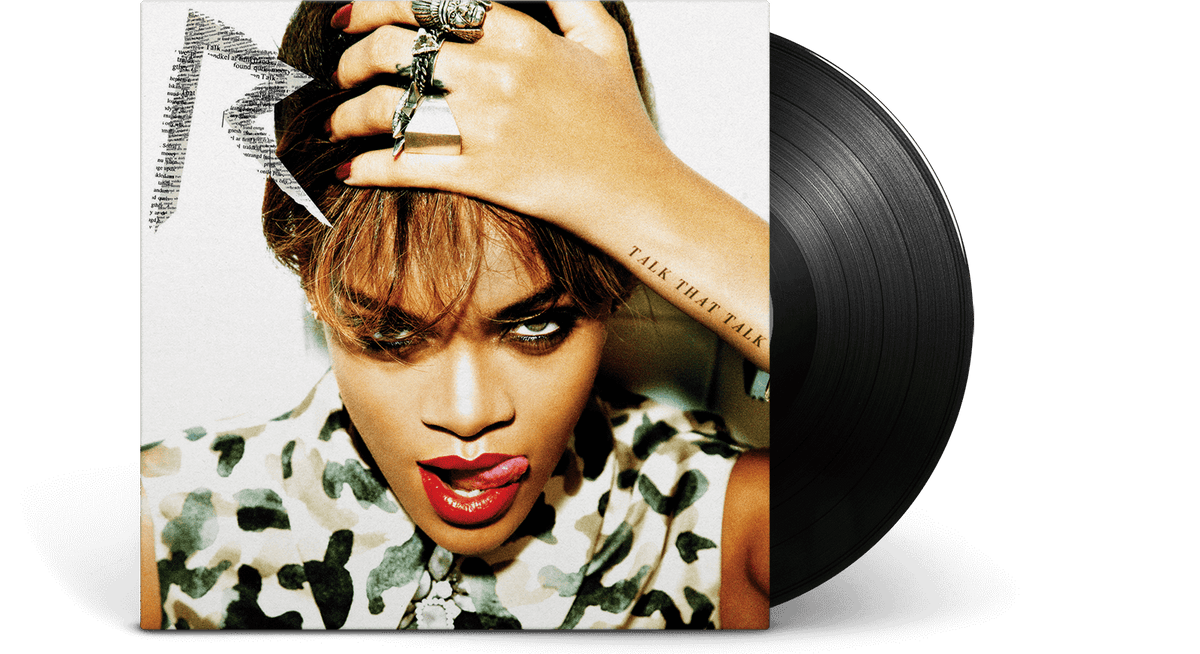 Vinyl - Rihanna : Talk That Talk - The Record Hub