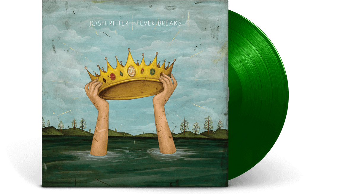 Vinyl - Josh Ritter : Fever Breaks - The Record Hub